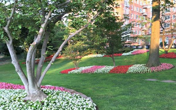 Washington Marriott Wardman Park hotel grounds