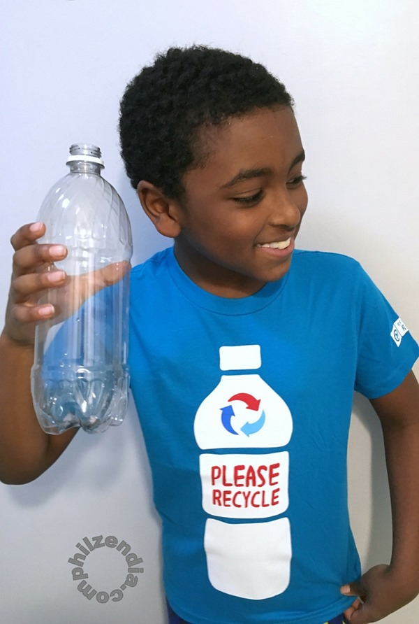 How To Get Kids To Recycle with Pepsico and Recycle Rally