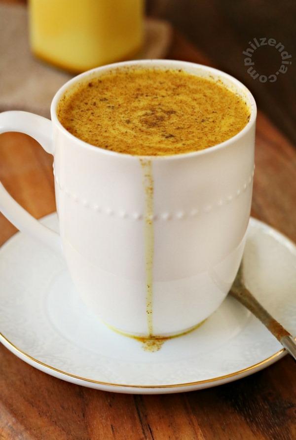 How To Make Turmeric Golden Milk