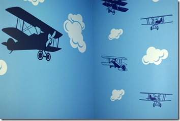Z.E.N.s Airplane Wall Decals