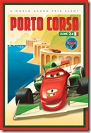 cars 2 italy movie poster