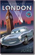 cars 2 london movie poster