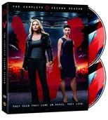 V season 2 on DVD Blu-ray