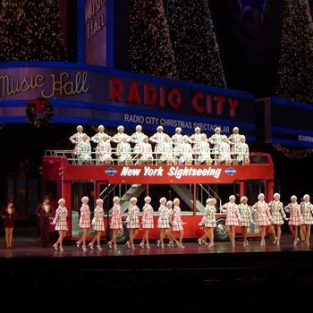 Radio City Music Hall Christmas Spectacular Rockettes
