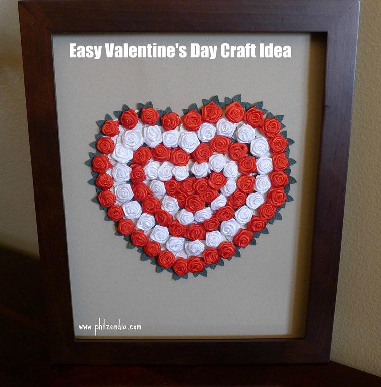 Easy Valentine S Day Craft Idea