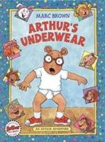 Arthur's Underwear Marc Brown book review