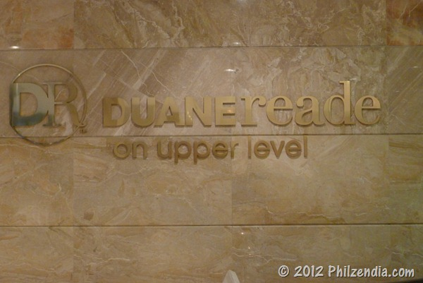 Lobby at Duane Reade 40 Wall Street NYC location