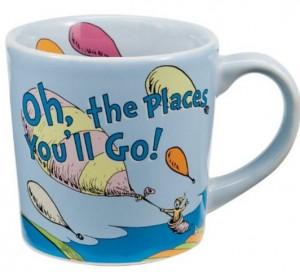 Dr. Seuss Mug