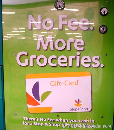 no fees coinstar