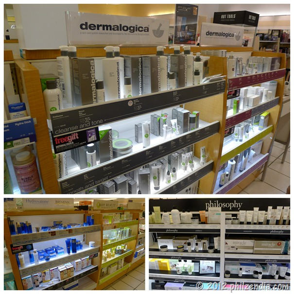 Ulta has a wide selection of skin care products available