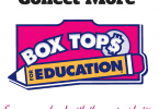 Collect More Box Tops For Education for Your School With these simple tips