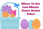 Where To Get Last-Minute Easter Basket Fillers