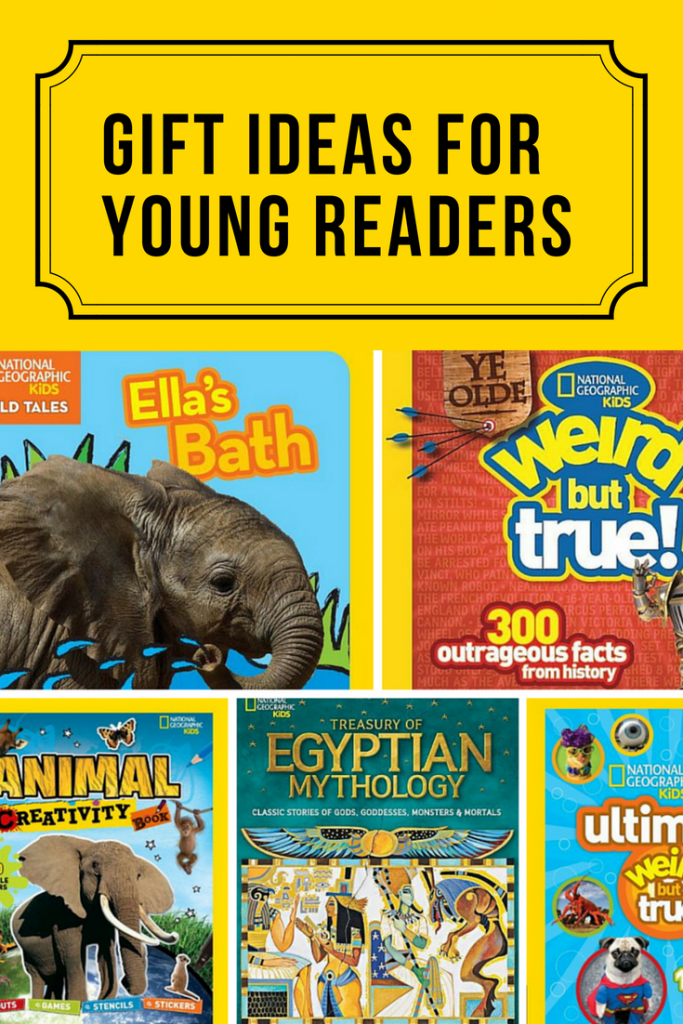 Gift Ideas for Young Readers
