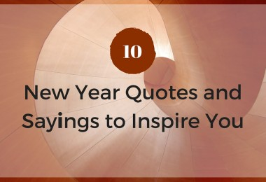 10 New Year Quotes and Sayings to Inspire You