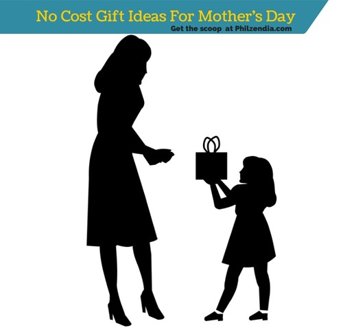 No Cost Gift Ideas For Mothers Day