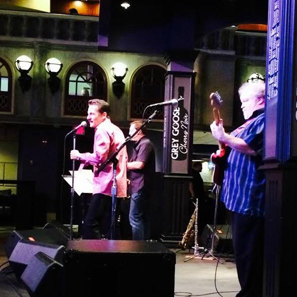 Dane Anthony Band at Harrah's Atlantic City #DOAC ©Philzendia.com