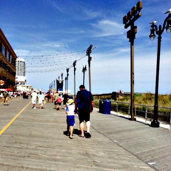 The Boardwalk at Atlantic City #DOAC ©Philzendia.com