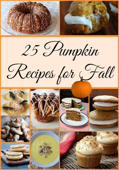 Pumpkin Recipes on Philzendia