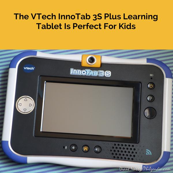 VTech Innotab 3S Plus Learning Tablet