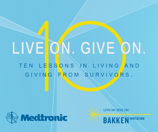 Live On Give On Bakken Invitation