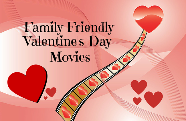 Valentine's Day Movies for Families