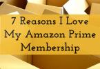 & reasons you will love Amazon Prime
