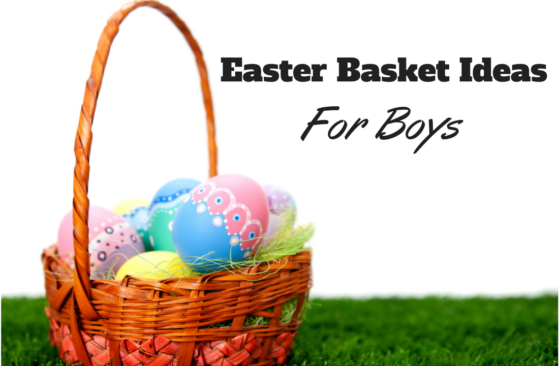 7 easter basket gift ideas for boys aged 6 9 negle Choice Image
