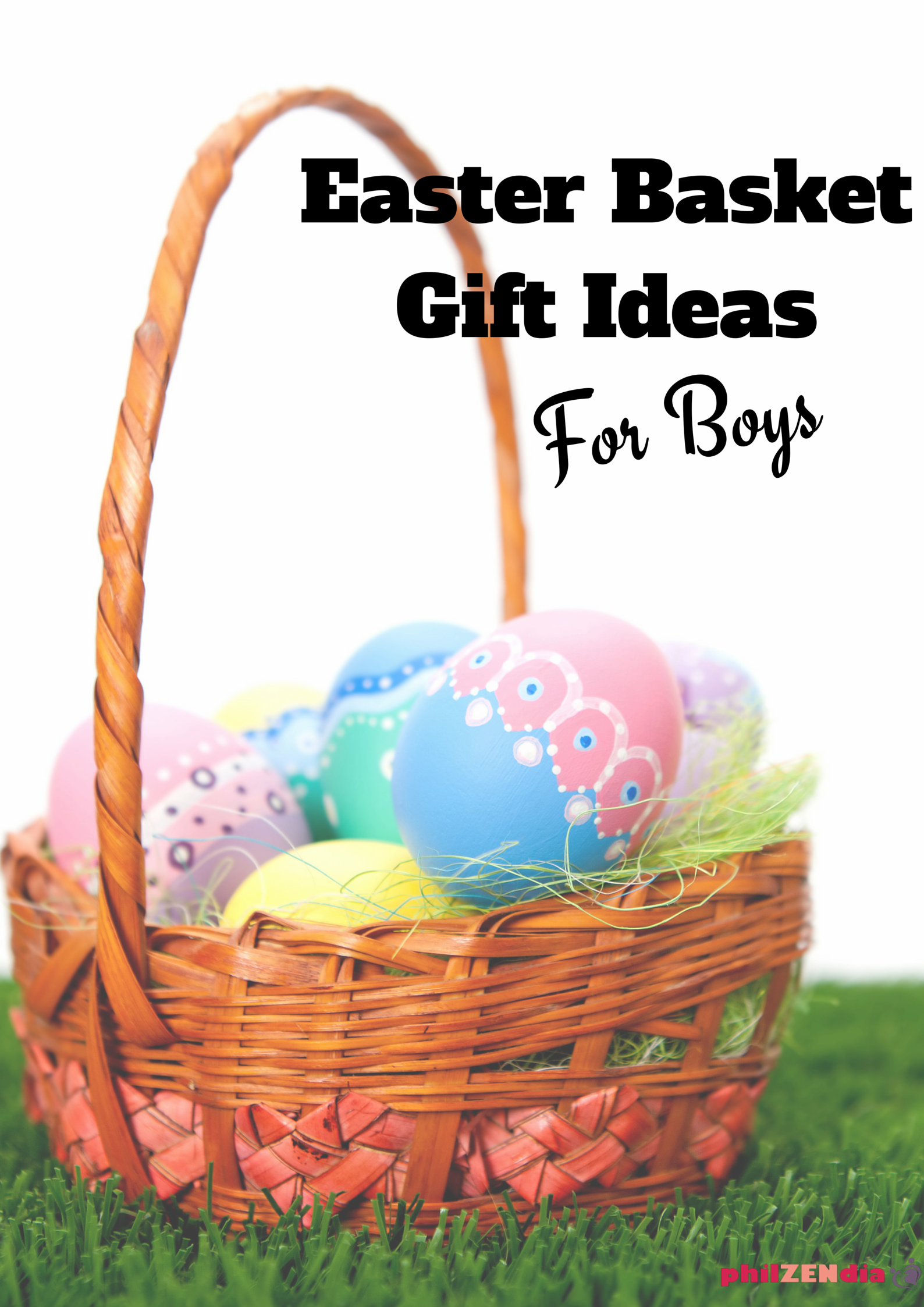 7 easter basket gift ideas for boys aged 6 9 are you looking for easter basket gift ideas for boys your boys will love these negle Images