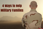 4 Ways to Help Military Families