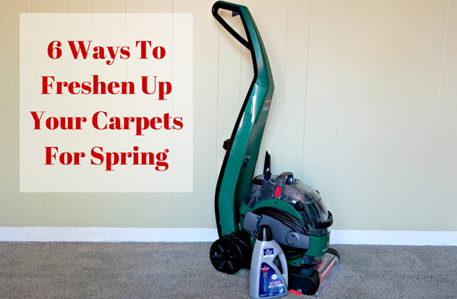 Bissell Carpet Cleaner post