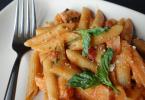 Creamy Chicken Penne One Pot Pasta Recipe