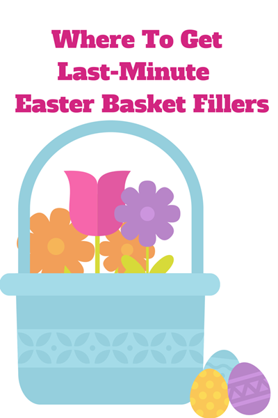 Where To Get Last-Minute Easter Basket