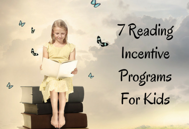 7 Summer Reading Incentive Programs For Kids