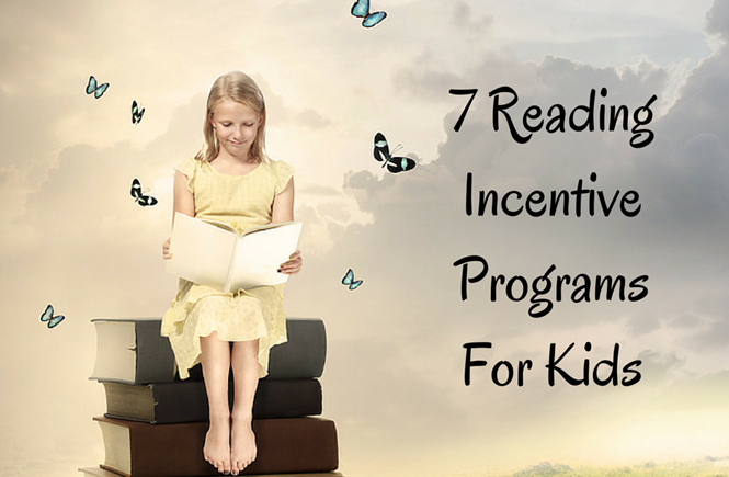 7 Reading Incentive Programs For Kids