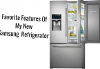 Favorite Features Of My New Samsung Food Show Case refrigerator