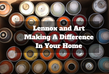 LENNOX and Art making a DIFFERENCE
