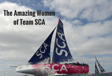The Amazing Women of Team SCA