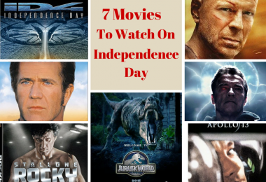 7 Movies to Watch on Independence day
