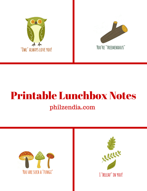 Printable Lunchbox Notes (3)