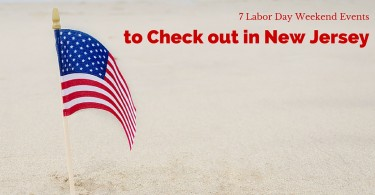 labor day weekend events NJ