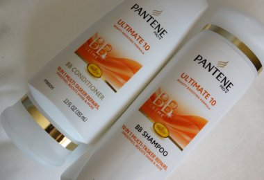 pantene BB cream for hair