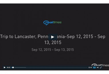 RealTimes Video - Our trip to Lancaster