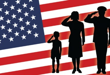 Show Your Thanks During National Military Family Appreciation Month