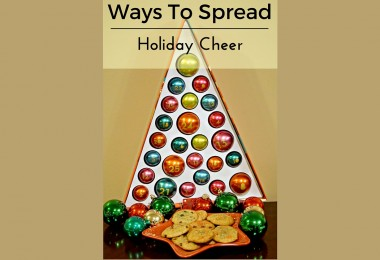 ways to spread holiday cheer