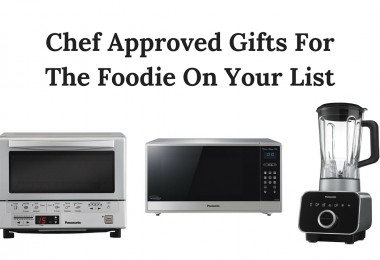 hen Appliances and Chef Approved Gifts For The Foodie On Your List