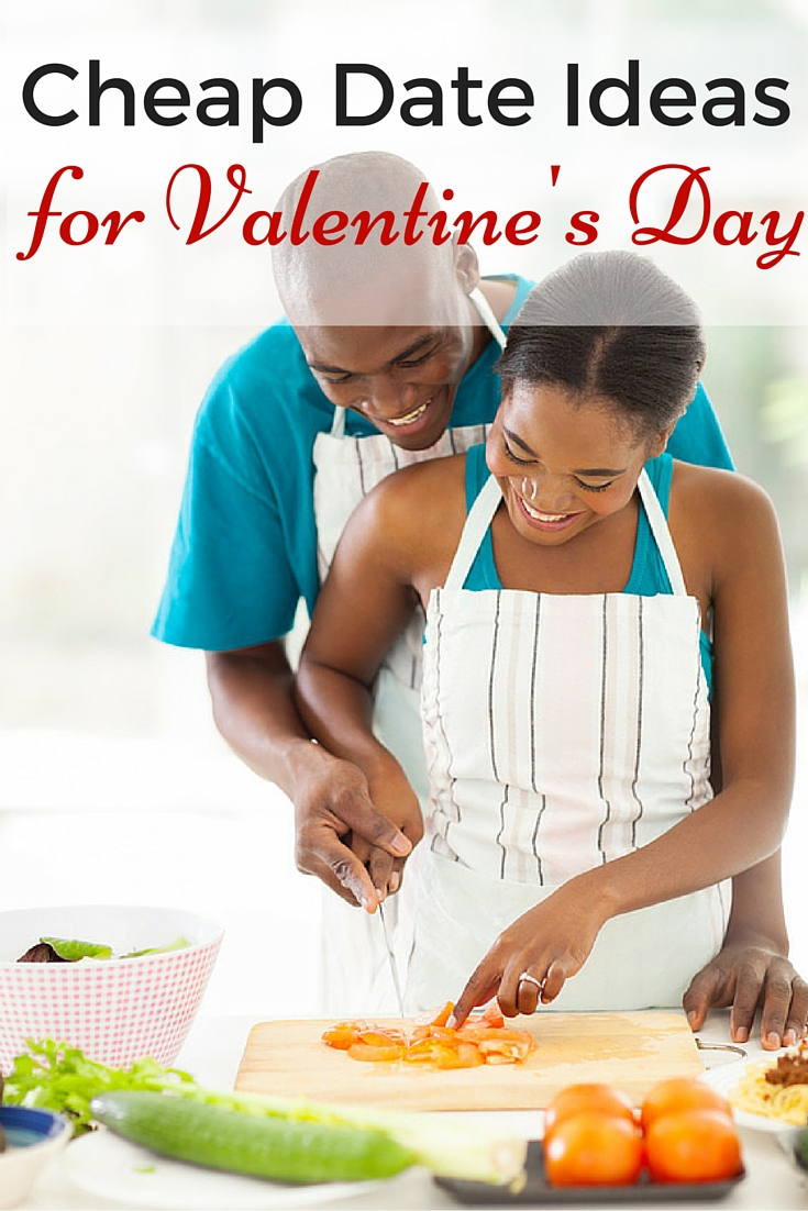 Cheap Date Ideas for Valentine's Day