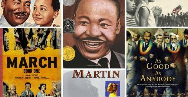 MLK jr books