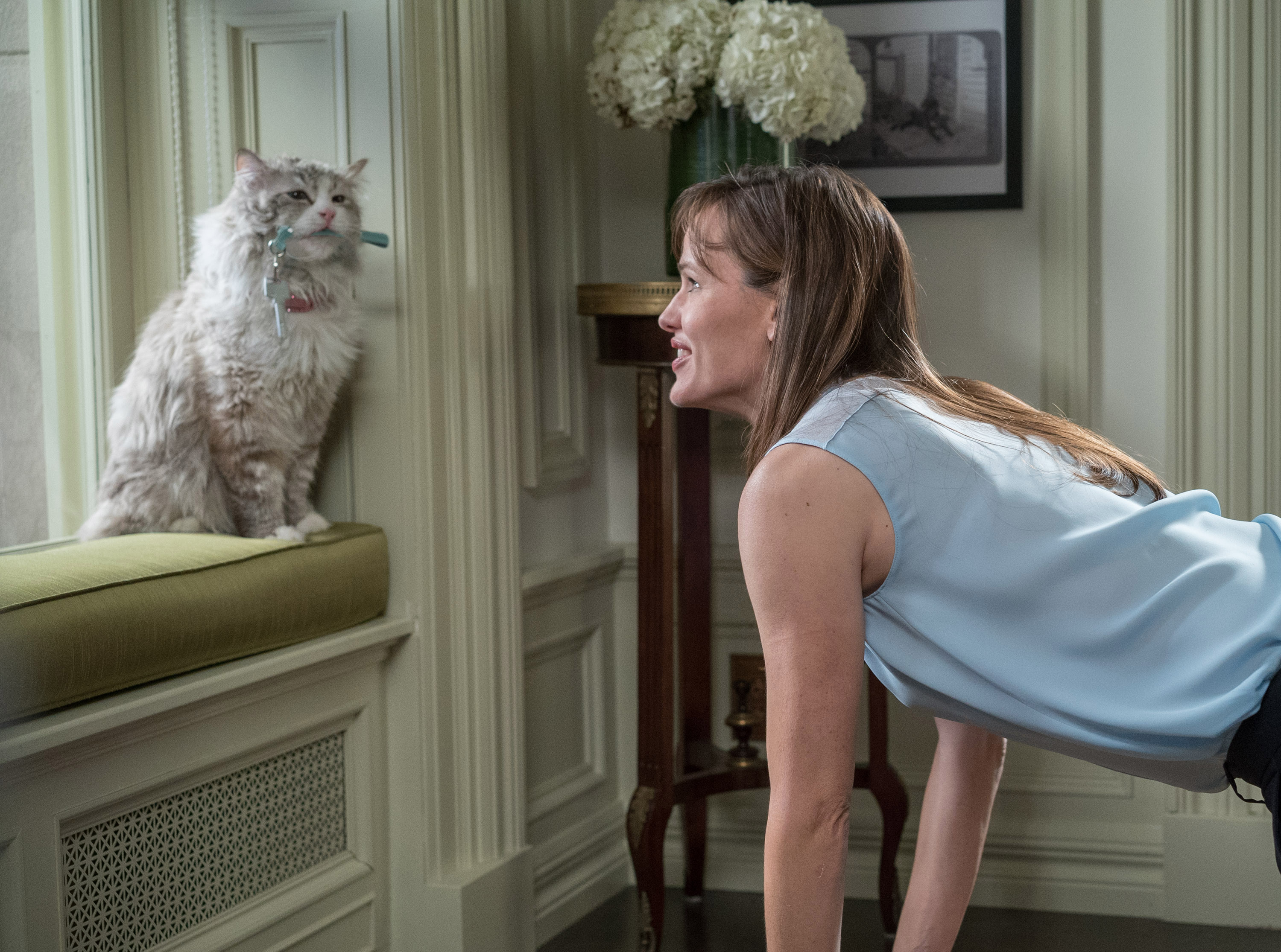 "Jennifer Garner stars in EuropaCorp's ""NINE LIVESÓ. Photo Credit: Takashi Seida © 2015 EuropaCorp"