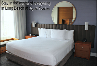 Stay in the center of everything in Long Beach at Hyatt Centric The Pike Long Beach [sponsored]