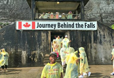 Journey Behind the Falls - Lower Deck
